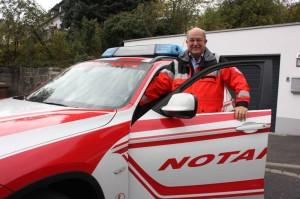 Peter Sefrin - Miterfinder des bayerischen Rettungswesens