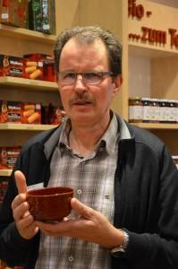 Frank Teitscheid lebt seit drei Jahren vegan. Foto: Pat Christ