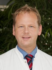 Oberarzt Innere Medizin und Leiter des PH-Zentrums an der Missionsärztlichen Klinik. Foto: Inline Internet & Werbeagentur