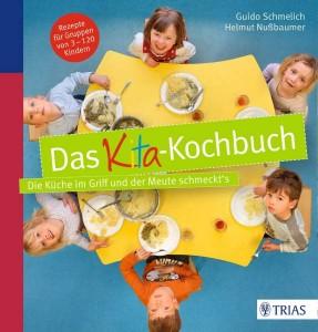 Im Buch finden sich über 100 saisonale Rezepte für Kinder von eins bis sechs Jahren. Foto: TRIAS Verlag in der Georg Thieme Verlag KG