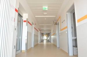 Die Raumstation nach dem Umbau: frische Farben und in Punkto Brandschutz und Hygienestandards einwandfrei. Foto: Universitätsklinikum Würzburg