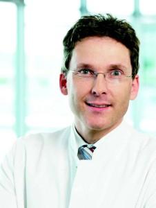 Professor Dr. Andreas Buck, Direktor der Klinik und Poliklinik für Nuklearmedizin am Würzburger Uniklinikum. Foto: Uniklinikum Würzburg