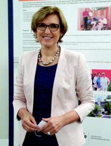 """""""Haltung und Einstellungen sind etwas Veränderbares"""", sagt die Gerontopsychologin Dr. Elisabeth Jentschke. Foto: Regina Rodegra"""