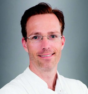 Prof. Dr. Pelz ist Leiter der Abteilung Allgemein- und Viszeralchirurgie im Klinikum Main-Spessart. Foto: Klinikum Main-Spessart
