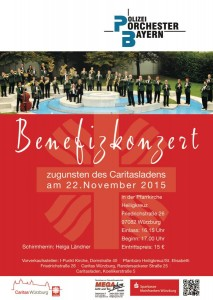 Plakat: Caritasverband  für die Stadt und den Landkreis Würzburg e. V.