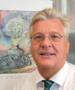 Apotheker Dr. Helmut Strohmeier. Foto: Khoury