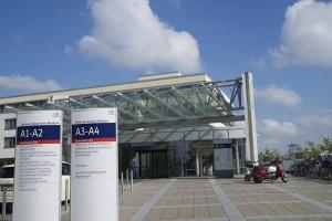 Das Doppelzentrum für Operative und Innere Medizin (ZOM/ZIM) am Universitätsklinikum Würzburg Foto: Universitätsklinikum Würzburg