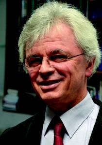 Professor Dr. Franz Jakob. Foto: Pat Christ