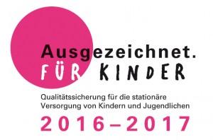 Logo Ausgezeichnet 2016-2017