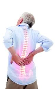 69 Prozent der Deutschen leiden unter Rückenschmerzen, zwölf Prozent sogar täglich, und 20 Millionen Menschen in Deutschland suchen deswegen jährlich einen Arzt auf. Foto: ©depositphotos.com-Wavebreakmedia