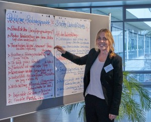 Dr. Susanne Buld, Leiterin der Stabsstelle Betriebliche Sozial- und Konfliktberatung am UKW. Foto: Dr. Bernhard Rauh