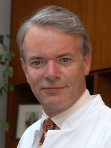Prof. Dr. Rudolf Hagen, Direktor der HNO-Klinik am Universitätsklinikum Würzburg. Foto: Universitätsklinik Würzburg