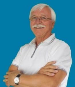 Dr. Udo Rothe hat sich in seiner Praxis in Würzburg dem guten Sehen verschrieben. Foto: Pat Christ