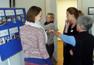 """Es fand ein zweitägiger Mitarbeiter-Workshop mit freiwilligen Teilnehmerinnen und Teilnehmern des UKWs statt. """"Das Spektrum reichte von Berufsanfängern bis zu Kollegen mit 40-jähriger Betriebszugehörigkeit und bildete viele Hierarchieebenen aus patientennahen Berufsgruppen ab"""", berichtet Dr. Susanne Buld. Foto: UKW"""