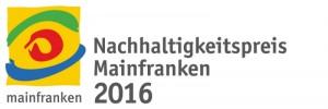 Logo Nachhaltigkeitspreis Region Mainfranken