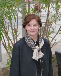 Prof. Dr. Christina Kohlhauser-Vollmuth. Foto:  Zonta Club Würzburg