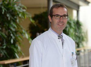Professor Dr. med. Mathias Mäurer, neuer Chefarzt der Neurologie im Krankenhaus Juliusspital. Foto: Mäurer