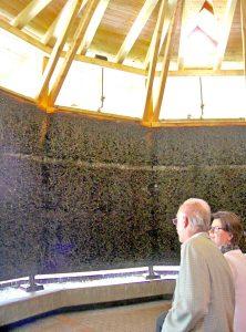 """Um eine """"frische Meeresbrise"""" zu genießen, muss man künftig nicht mehr an die See fahren: Der neue Gradierpavillon nutzt dazu eine traditionelle und seit mehreren hundert Jahren in Deutschland bewährte Methode. Foto: Kurverwaltung Bad Mergentheim"""