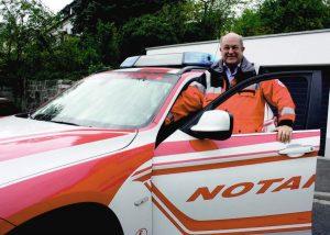 Dr. Peter Sefrin. Foto: dpa