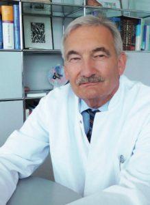 Das Tückische an Bluthochdruck sei, dass er oft keine Symptome aufweise, so Prof. Dr. Gorg Ertl. Manchmal jedoch zeigt er sich durch latenten Druck im Kopf, Kopfschmerzen, Aufgedrehtsein oder Hitze im Kopf. Foto: Susanna Khoury
