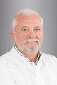 Oberarzt Dr. Ekkehard Bayerdörff er ist Arzt für Innere Medizin und Gastroenterologe im Klinikum Main-Spessart. Foto: Klinikum Main-Spessart
