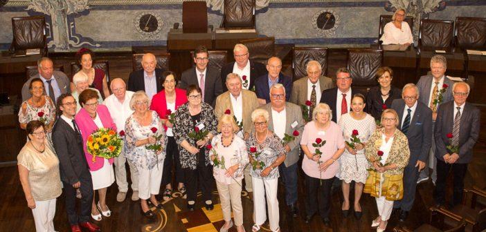 40 Jahre Seniorenbeirat und Seniorenvertretung