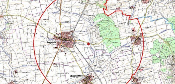 Erneuter Ausbruch der Faulbrut bei Bienen im Landkreis Würzburg