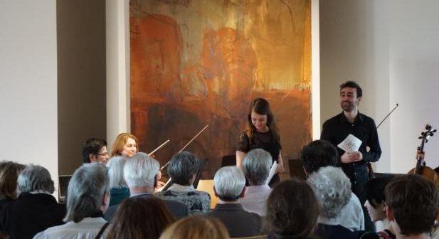 Klassische Konzerte für Demenzkranke im Marie-Juchacz-Haus am 5. Mai und 23. Juni