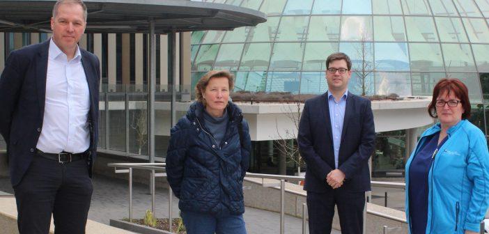 Kooperation zum Wohle von Krebspatientinnen in der Rhön