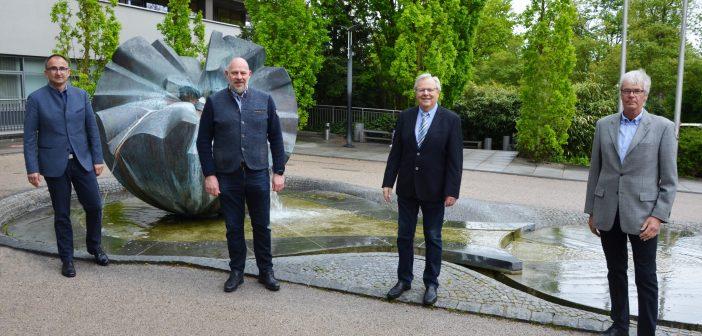 Spenden des Fördervereins Leopoldina-Krankenhaus Schweinfurt e.V. an das Krankenhaus übersteigen die Eine-Million-Grenze