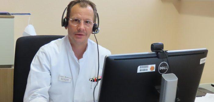 Dr. Becker Kiliani-Klinik steht im Austausch mit Shanghai